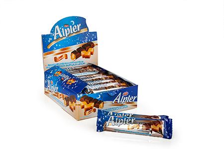 Bar Çikolatalar ALPLER CARAMEL