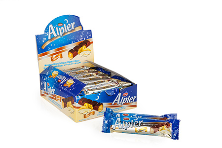 Bar Çikolatalar ALPLER BANANA