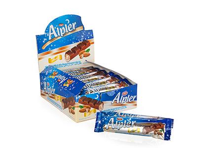 Bar Çikolatalar ALPLER ALMOND