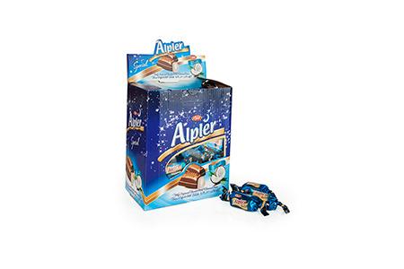 Bulk Çikolatalar DOUBLE TWIST ALPLER COCONUT
