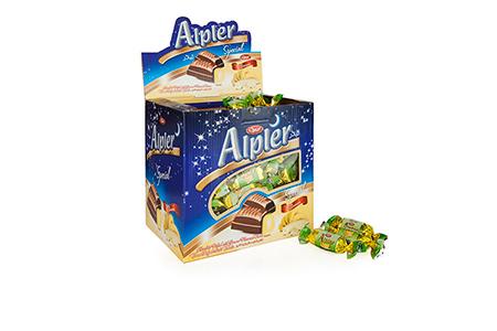 GIFT Çikolatalar DOUBLE TWIST ALPLER BANANA
