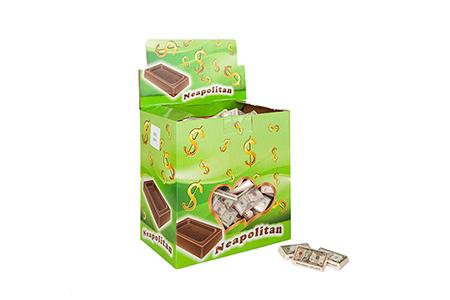 Bulk Çikolatalar NEAPOLITAN DOLLAR