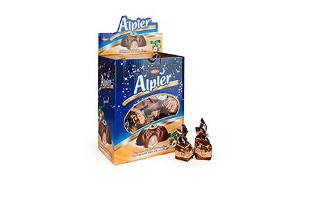 Bulk Çikolatalar SINGLE TWIST HAZELNUT
