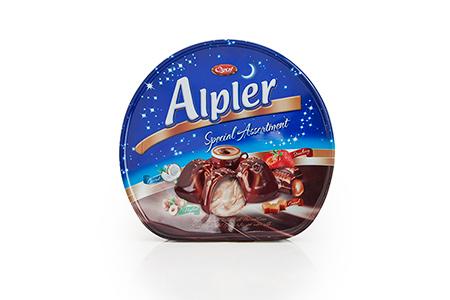 GIFT Çikolatalar TIN ALPLER MIX