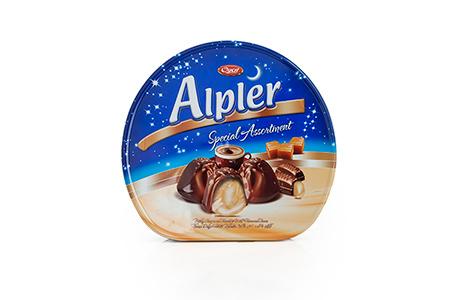 GIFT Çikolatalar TIN ALPLER CARAMEL
