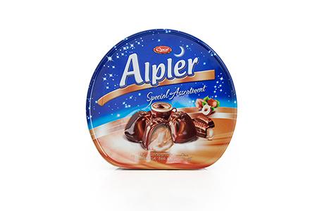 GIFT Çikolatalar TIN ALPLER HAZELNUT