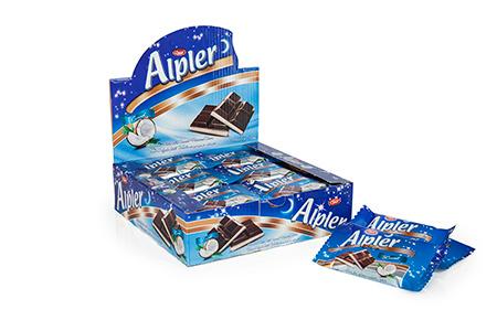 Tablet Çikolatalar ALPLER COCONUT