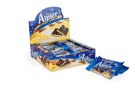 Tablet Çikolatalar ALPLER BANANA