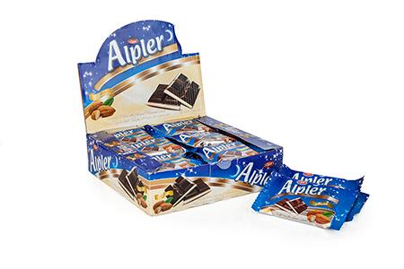 Tablet Çikolatalar ALPLER ALMOND
