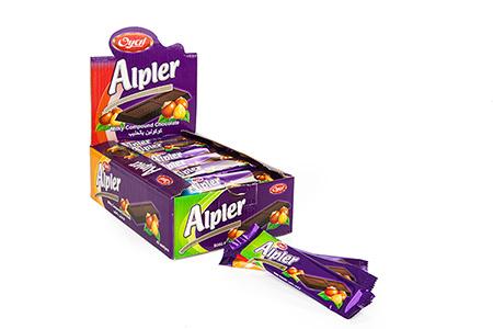 Tablet Çikolatalar ALPLER MILKY