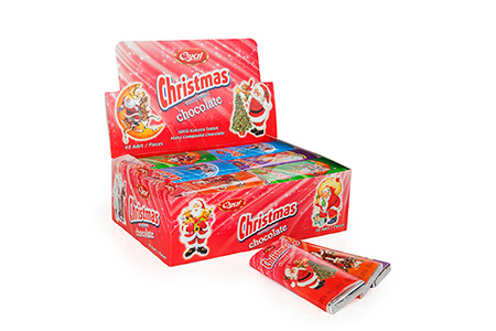 Tablet Çikolatalar TABLET CHRISTMAS
