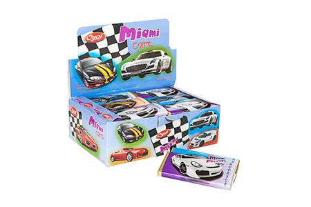 Tablet Çikolatalar TABLET MIAMI CARS