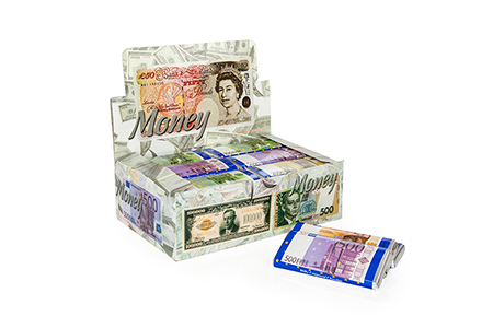 Tablet Çikolatalar TABLET MONEY EURO