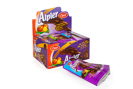Tablet Çikolatalar TABLET ALPLER